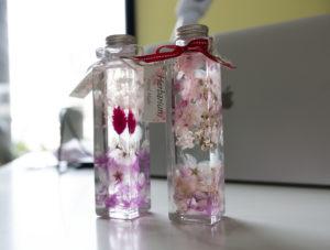 桜のハーバリウム 11